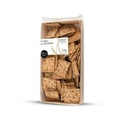 Crackers aux Graines - 110g
