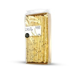 Crackers au Fromage BIO - 130g