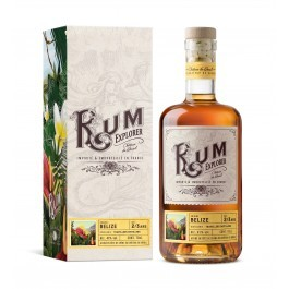 Rhum explorer Belize -  70cL
